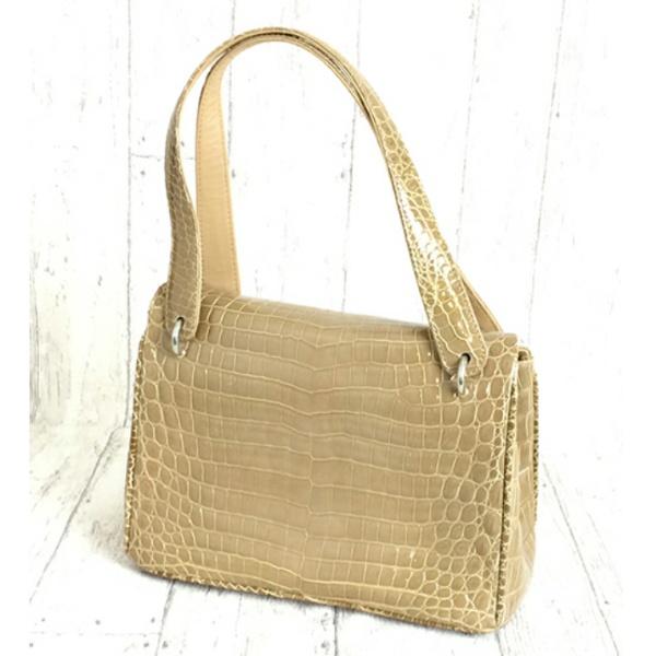 ハグオールで注文したクロコのバッグはコレ・引っ越し作業本格化