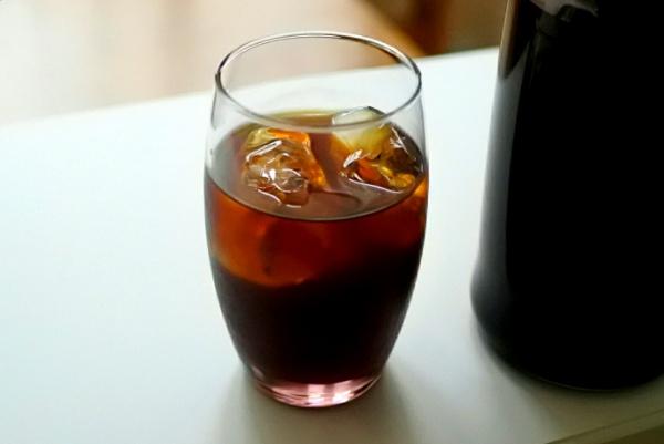 水だしコーヒーとミニラなワタシ。。。